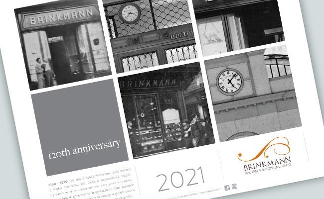 Brinkmann Napoli - Calendario 2021