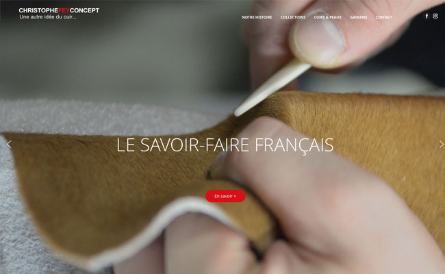 Christophe Fey Concept