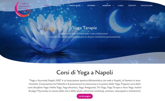 Yoga e Ayurveda Napoli ASD