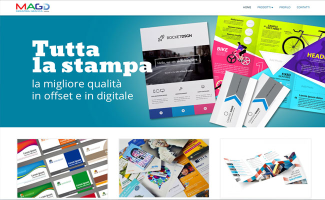 MAG Stampa digitale