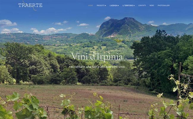 Traerte Vadiaperti - vini dell'Irpinia
